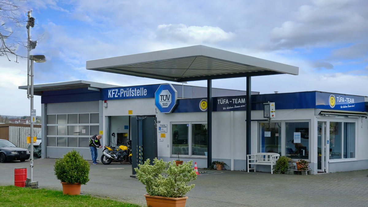 Kfz-Prüfstelle Bad Camberg-Würges | TÜFA-TEAM GmbH