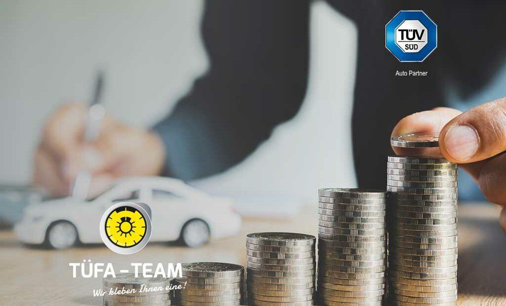 Preise und Leistungen: Entgeltliste vom TÜFA-TEAM & TÜV SÜD