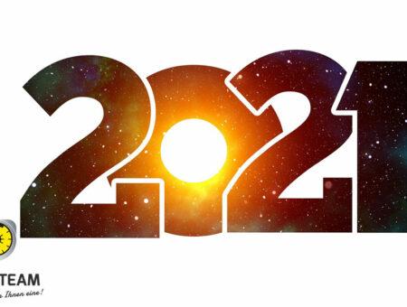 Das neue Jahr